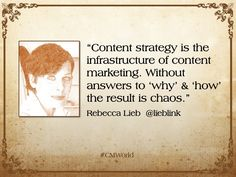 eBook: How to build a content marketing strategy. Featuring advice from 12 top content marketing brands including: Progressive Insurance, Boeing, Caterpillar, … Strategy Quotes, Progressive Insurance, Content Marketing Strategy, Speakers, Conference, Fails, Advice, Thoughts, Building