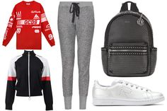 How to Wear a Track Suit – New Track Suit Styles for 2016 | Teen Vogue