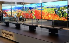LG Electronics on Friday detailed new partnerships with Dolby and Technicolor aimed at promoting and achieving further advancements in TV technologies. Lg Oled, Lg Electronics, Smart Tv, Aquarium, Technology, Google News, Android, Blog, Television Set
