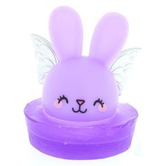 Claire's Bella the Bunny Bath Soap with Toy Unicorn Fashion, Unicorn Outfit, Christmas Beanie Boos, Girls Accessories, Jewelry Accessories, Construction For Kids, Mickey Mouse Art, Diy Lip Gloss, Doll Clothes Barbie
