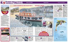 VILLA VAGER AT LONDON S THE SUN NEWSPAPER www.villavager.gr Old Trafford, Greece, Beautiful Places, Villa, Hotels, Tours, London, Drink