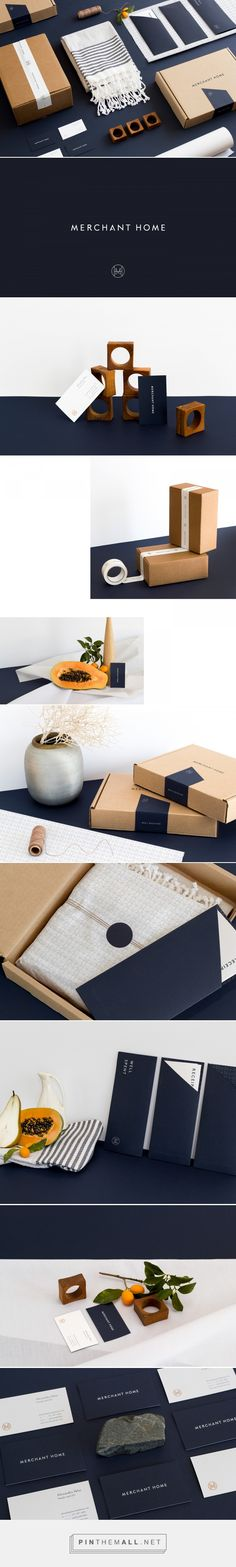 Merchant Home - Home Goods Boutique Branding by Kati Forner | Fivestar Branding Agency – Design and Branding Agency & Curated Inspiration Gallery