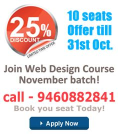 Complete Internet Marketing Course in Jaipur, covering SEO, SMO, Google PPC, Webmasters, Analytics, Adwords, Email Marketing Trainings in Jaipur