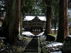 Eihei-ji (永平寺) by 二葉, via Flickr