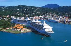 St Lucia Caribbean