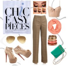 """""""Blushing.Beauty"""" by mizzbambi on Polyvore"""