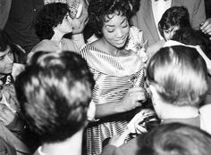 Gloria Davy, the First African–American to sing Aida at the Metropolitan Opera House in New York City.