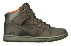 Frank Kozik x Nike SB Dunk High 'Kozik Quickstrike'