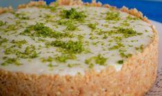 Receita de Torta de Limão Com Cobertura de SuspiroAMOOO❤️ | Receitas Do Céu