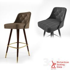 Bar stool 3d model from 3docean 3d models pinterest for Barhocker 3d model