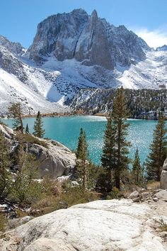 Temple Crag (Sierra Nevadas), Inyo National Forest, California