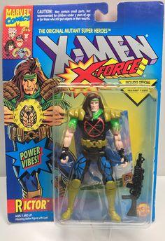 TAS039076 - 1994 Marvel X-Men Figure X-Force - Rictor