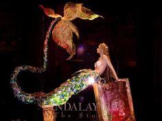 mermaid window displays - Google Search