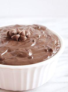 Vegan Chocolate Pudding