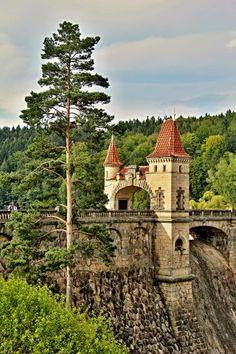 přehrada Les Království Česká republika/Czech republic