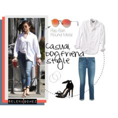 Check out our Polyvore page for more inspiring outfits with Sunglasses