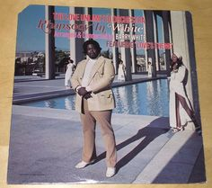 The Love Unlimited Orchestra Rhapsody In White 33 rpm Record LP Barry White Soul