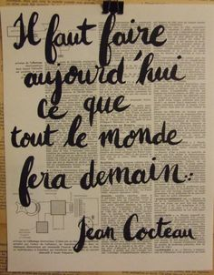 poems about timing ; poems about gods timing ; Time Poem, Jean Cocteau, French Quotes, Some Words, Spiritual Quotes, Bible Quotes, Positive Vibes, Sentences, Quotations