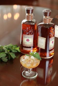 Just in time for the Kentucky Derby... Mint Julep Recipes! | Scorned by Cielo