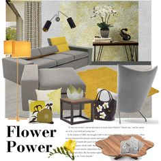 Flower Power, created by ansev on Polyvore