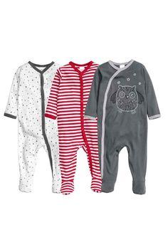 Pack de 3 pijamas | H&M