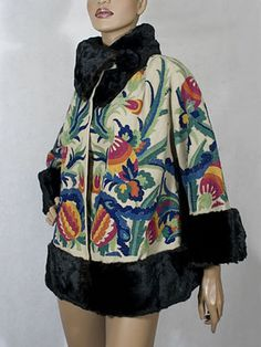 Jacket    1912-1918    Vintage Textile