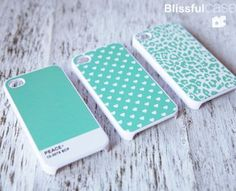 i thought you might like tis color i was just looking through stuff and i found it. mint iPhone cases @Dana Curtis Dean