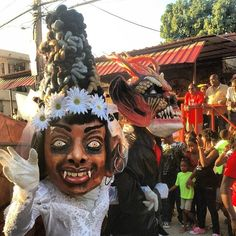 #mask #plezikanaval #jacmel #haiti  Haiti Carnaval 2013