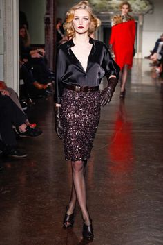 St. John | Fall 2012 Ready-to-Wear Collection | Vogue Runway
