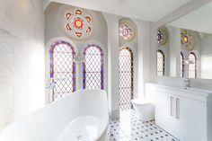 Bathroom old Chapel