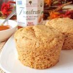 Year-Round Cinnamon Apricot Muffins
