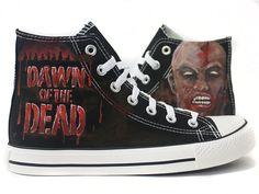 Zapatillas Walking Dead – Dawn of the Dead  by www.pimpamcreations.com