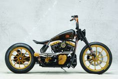ROLAND SANDS DESIGN - Black Beauty, Modified Harley | Flickr - Photo Sharing!
