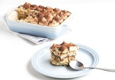 Creamy Tiramisu - Baking-Ginger