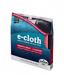E Cloth Granite Pack - Ideal for any granite surface around the home. This cloth will remove dirt, grease and bacteria.