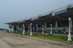 Madurai International Airport was established in 1957, located about 7.5 miles or 12 kms from Madurai Railway Station in Tamil Nadu state.