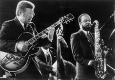 Grover Washington Jr. and Kenny Burrell .