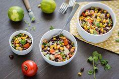 The Quickest Black Bean Salad
