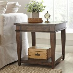 Found it at Wayfair - Wheaton Side Table
