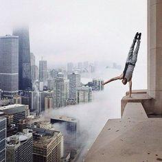 Vivendo perigosamente....  Podemos melhorar....E até mudar.  www.tsu.co/niltonglima/3003471