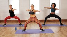 Low-Impact Cardio Workout That's Perfect For Beginners, Too!: Not all cardio needs to involve jumping, hopping, and skipping.