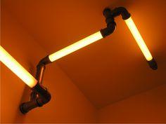 Atomic Lghting Tubes By Emandes Studio