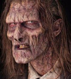 scorpy Dead Lee | Zombie Foam Latex Appliance | Halloween Masks? Better | The Scream Team