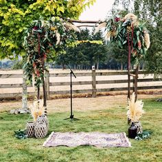 WEDDING FLOWER ARCHWAY F l o r a l S t y l i s t  (@pebbleanddot)  Archway for the gorgeous Emily from last Feb ♡ Bring on this wedding season 🙌🙌 Flower Archway, Wedding Season, Wedding Flowers, Seasons, Seasons Of The Year, Bridal Flowers