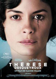 'Thérèse Desqueyroux' directed by Claude Miller with Audrey Tautou, Gilles Lellouche, Anaïs Demoustier