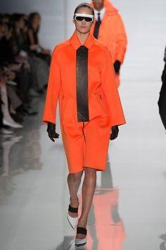 Michael Kors FW 2013/ Runway/ Orange Black