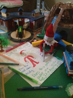 Day 5: I'm the real Santa! Really Jingle?