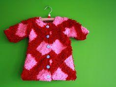 de droomfabriek: Gratis patroon babyjurkje met mouwen maat 68