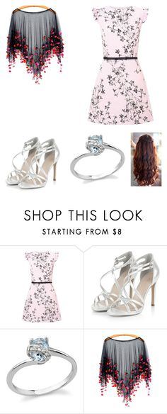 """""""Friday"""" by mia-evergreen on Polyvore featuring Miss Selfridge"""