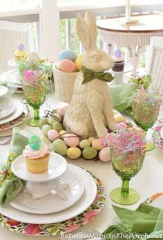 30 Incredibly stylish and inspiring Easter table centerpiece ideas